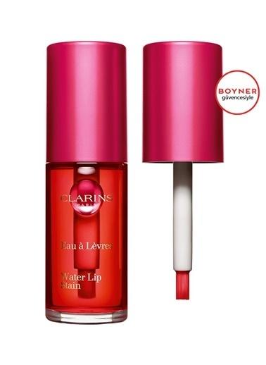 Clarins Clarins Water Lip Stain 01 Dudak Koruyucu Pembe